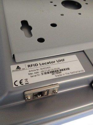 UHF Locator